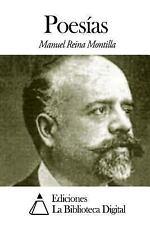 Poesías by Manuel Reina Montilla (2014, Paperback)