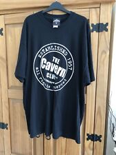 THE CAVERN T SHIRT FROM CAVERN LIVERPOOL UK XXL NEW UNISEX X