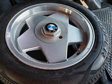 bmw Borbet type A 15x7 5x120 BMW e28 e32 e34 e24 and other bmw with tires set