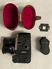 Mamiya C330 TLR Mittelformatkamera m. 80mm 2.8 u. 180mm 4.5 Objektiven
