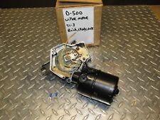 1971 1972 1973 BUICK CHEVROLET OLDSMOBILE WIPER MOTOR REBUILT IN THE USA 4939202