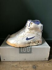 Nike Air Pump 180 New David Robinson 1991 Size 8US Lakers Colorway DS Never Worn