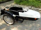 Sidecar: Motorcycle Izh. Compatible for: BMW Ural HD Harley Davidson Honda etc.