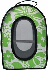 A&e Cage Company 001375 Green Happy Beaks Soft Sided Bird Travel Carrier 13