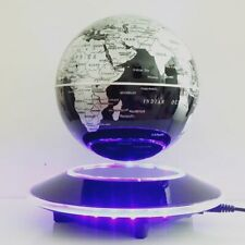 Magnetic Levitation Floating Globe World Map Desktop office Decor gift 6 inch