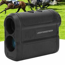 Laser Range Finder 600M Hunting Rangefinder Distance Height Speed Measure IP54 q