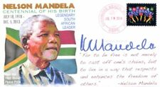 COVERSCAPE computer generated 100th anniversary birth of Nelson Mandela cover
