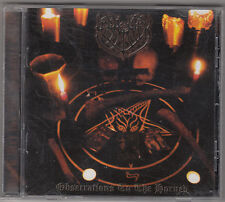 MERRIMACK - obsecrations to the horned CD