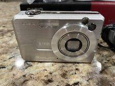 Casio Exilim EX -Z850 8.1MP Digital Camera in Very Good Condition - Original Box