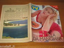 TV SORRISI E CANZONI=1996/29=VALERIA MARINI=METALLICA=RENZO ARBORE MARA VENIER=