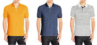 NEW MEN'S NAUTICA CLASSIC FIT SHORT SLEEVE STRIPE POLO SHIRT $69