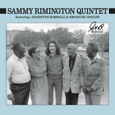 RIMINGTON, SAMMY QUINTET-Sammy Rimington Quintet  CD NEW