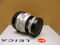 "Leitz Wetzlar 11631 - Leica Elmar- M 1:4/90mm  ""fat collapsible lens"" - RAR!"