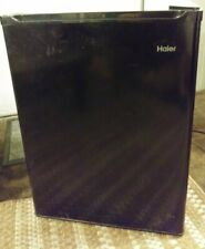 Haier 2.7 cu ft Refrigerator Small Fridge With Freezer Hc27Sg42Rb Black