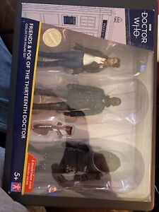 Doctor Who Friends And Foe Of The Thirteenth Doctor Action Figures