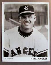 1965 TOM BURGMEIER Seattle Angels Popcorn Card premium 8x10 PCL baseball photo