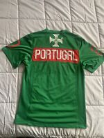 Portugal Pre Match Training Jersey 2010 World Cup