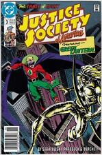 Justice Society of America #3 - DC - 1991