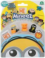 6 x Despicable Me Mineez Series 1 Collector Core Pack (6 Random Packs Supplied)