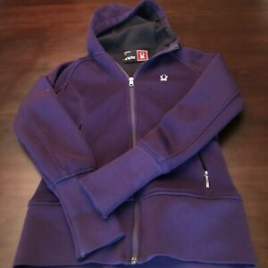 Spyder Purple, Core Hooded Sweater/Jacket, S/P
