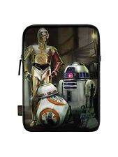 "Genuine Star Wars The Force despierta 'Droids's Neopreno iPad Mini/8"" Tablet Case"