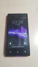 Sony  Xperia J ST26i - 4GB - Rosa (Ohne Simlock) Smartphone