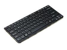 Genuine Sony Vaio SVE14A Series US Laptop Keyboard 149112111US TESTED