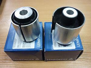 BMW 5 Series E60, E61, BMW X5 E53, 6 series E63/E64 Rear Axle Lower Arm Bush Kit