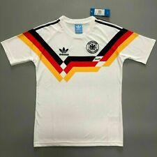 Retro Jersey West Germany 1990 Shirt Memorabilia Football Shirts SELLER