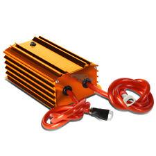 CAR/TRUCK AUDIO GOLD VOLT/VOLTAGE POWER STABILIZER REGULATOR ENGINE FUEL SAVER
