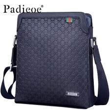 Leather Male Flap Bag for Phone Man Messenger Crossbody Bag Casual Handbag