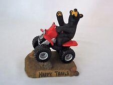 Big Sky Carvers Bearfoots Happy Trials Figurine