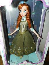 Disney Store Limited Edition 17 FROZEN Dolls ANNA LE 5,000 (2)