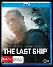 The Last Ship (Blu-ray, 2015, 2-Disc Set)