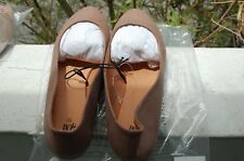 H&M Flats Shoes Women's Brown Light Sz 5.5 36 38658 B 195804/OU/X2 Woman Womens