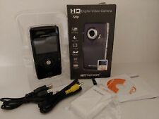 Emerson Hd Digital Video Camera You Tube 4x Zoom