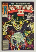 Secret Wars II #3 (Sep 1985, Marvel)