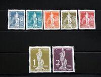 BERLIN Michel Nr. 35-41 tadellos postfrisch  750 Euro
