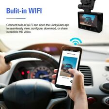 New listing 4'' Hd 1080P Car Dvr Camera Dash Cam Vehicle Driving Recorder G-Sensor Dual Lens