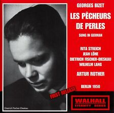 Georges Bizet: les pecheurs de perles-Rother-Berlin 1950/2 CD-Set