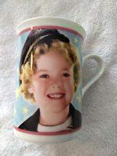 Shirley Temple Mug From the Danbury Mint. 2002. Captain January.