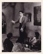 RAMON NOVARRO Original Vintage 1930 CALL OF THE FLESH MGM Studio Photo FRENCH