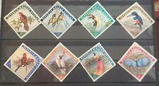 DUZIK: REPUBLIK MALUKU SELATAN 1952 Birds of paradise  MNH (No1301)**