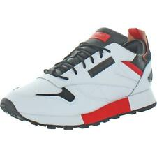 Reebok Mens Classic Ree:Dux Leather Fitness Running Shoes Sneakers BHFO 5512