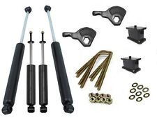 "Dodge Dakota 3""+3"" SUSPENSION LIFT KIT 4x4 w/Maxtrac Nitro Shocks"