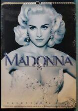 Madonna 2000 Calendar England import new factory sealed