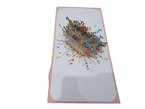 3d Popup Happy Birthday Theme Card