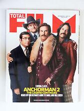Total Film Magazine: Dec 2013, Anchorman 2, The Hunger Games, Danny Dyer..etc