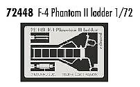 Eduard 1/72 F-4 Phantom II ladder # 72448
