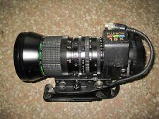 Fujinon CCD 18 x Lynx 3 Vintage Retro Professional Broadcast lens